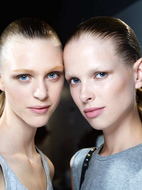 New York Fashion Week Beauty Alexander Wang SS 2015-4