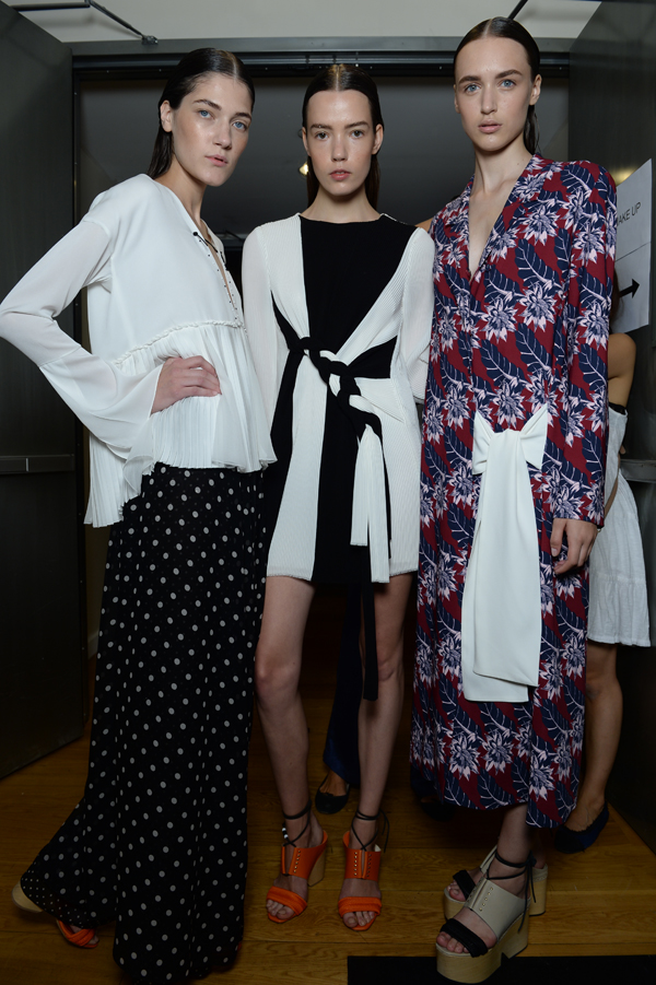 New York Fashion Week Beauty NARS for Thakoon SS 2015-4
