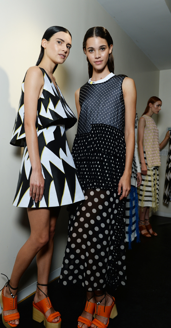 New York Fashion Week Beauty NARS for Thakoon SS 2015-8