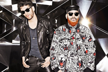 Surface to Air x Chromeo Capsule Collection