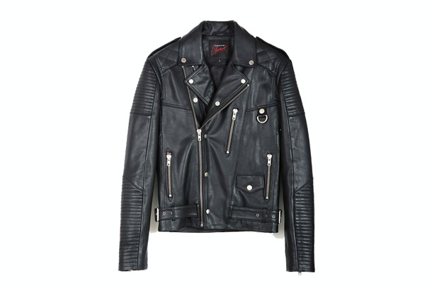 Surface to Air x Chromeo Capsule Collection leather jacket