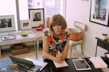 73 Questions with Anna Wintour
