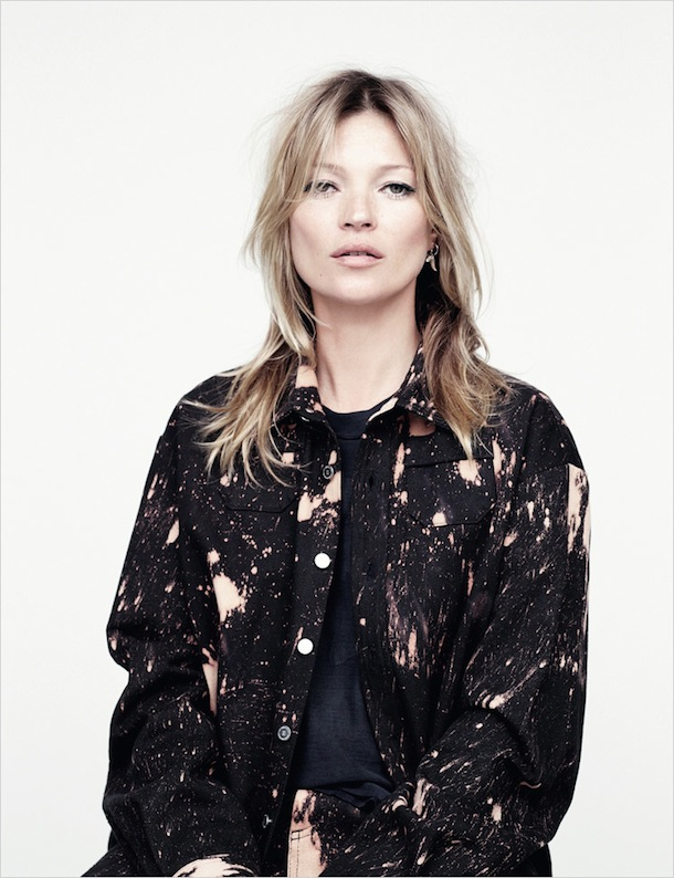 Kate Moss for Another Magazine Fall Winter 2014-2