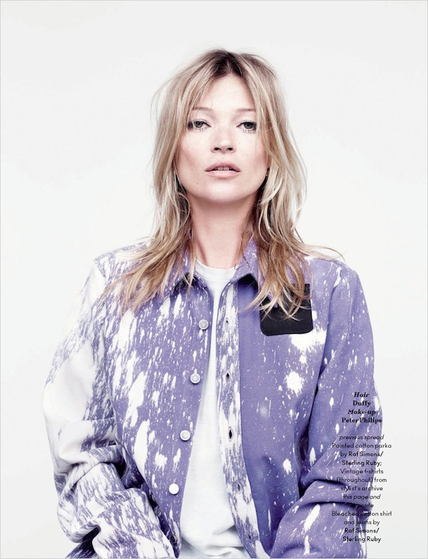 Kate Moss for Another Magazine Fall Winter 2014-3