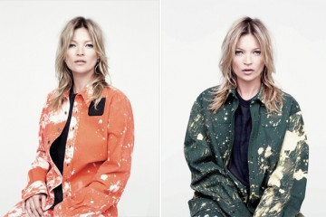 Kate Moss for Another Magazine Fall Winter 2014