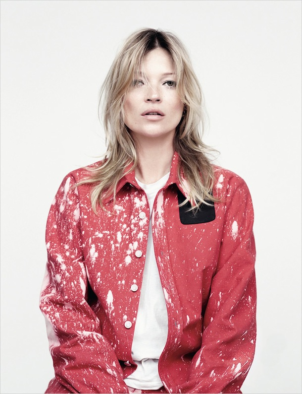 Kate Moss for Another Magazine Fall Winter 2014-5