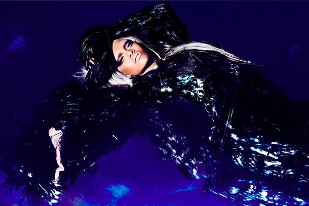 Rihanna for Tush Magazine