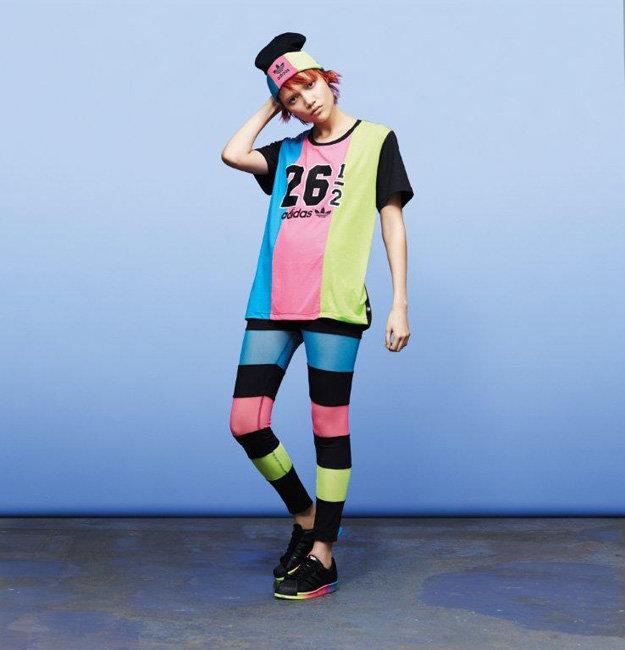 adidas Originals By Rita Ora Fall Winter 2014 Lookbook-10
