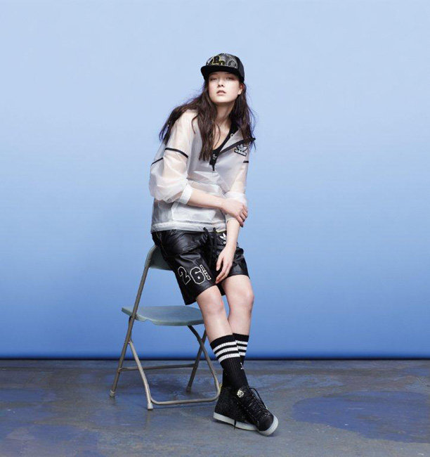 adidas Originals By Rita Ora Fall Winter 2014 Lookbook-4