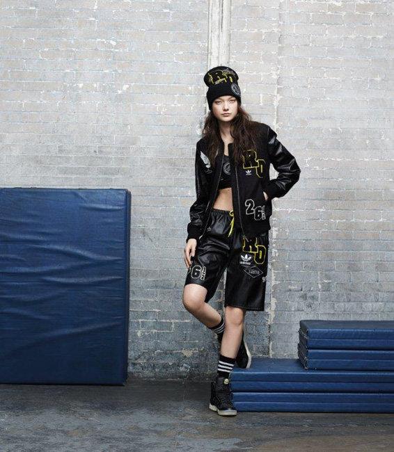 adidas Originals By Rita Ora Fall Winter 2014 Lookbook-5
