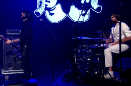 Death From Above 1979 perform Trainwreck 1979 David Letterman