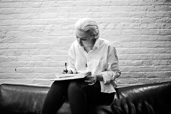 Lena Dunham for New York Times Magazine-2
