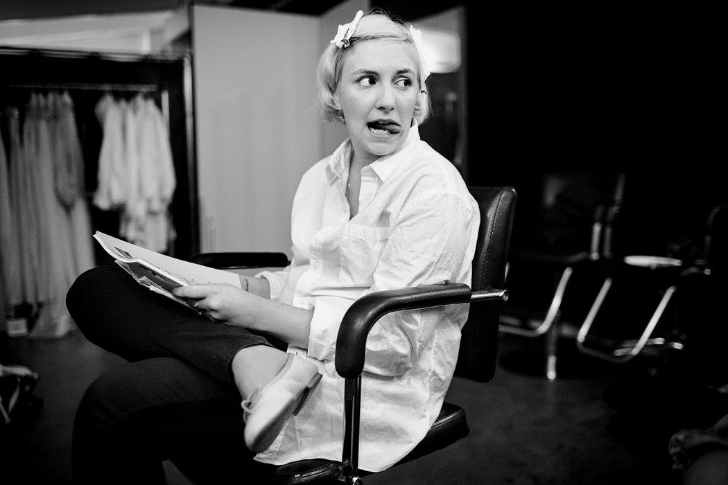 Lena Dunham for New York Times Magazine-3