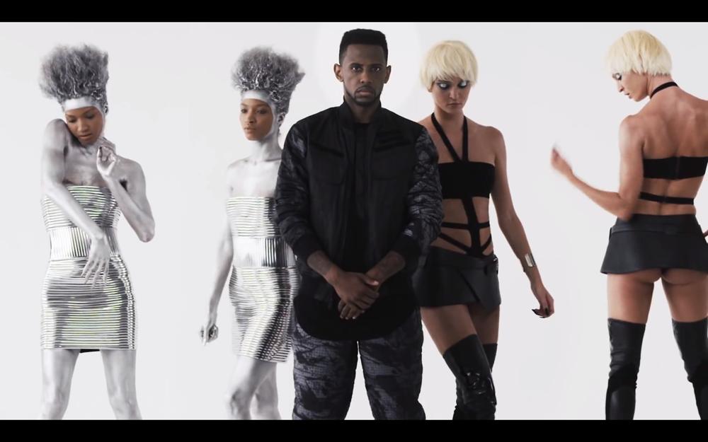 Rocawear BLAK featuring Fabolous Campaign Video