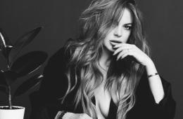 Lindsay Lohan for Wonderland Magazine-4