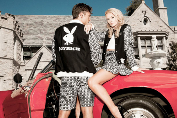 Joyrich x Playboy Fall Winter 2014 Capsule Collection