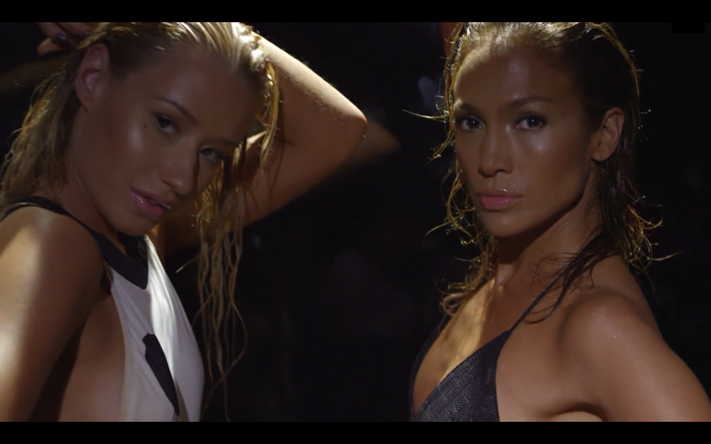 Jennifer Lopez Booty Iggy Azalea Music Video