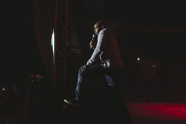 Dave Chappelle at AAHH! Fest 2014