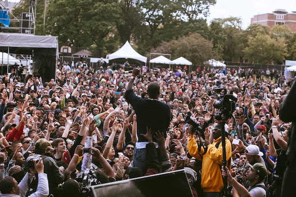 Jay Electronica at AAHH! Fest 2014
