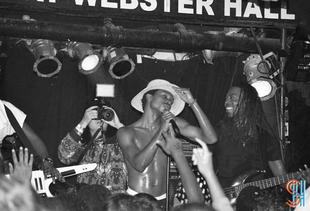 Raury at Webster Hall, New York-3