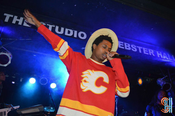 Raury at Webster Hall, New York
