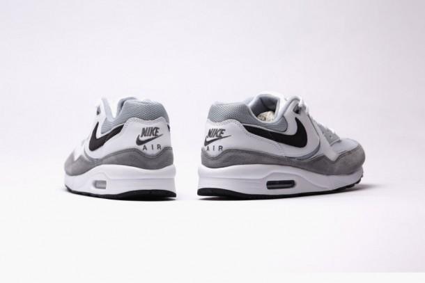 sports shoes 78946 8a366 Nike Air Max Light Essentials in Magnet Grey | Sidewalk Hustle