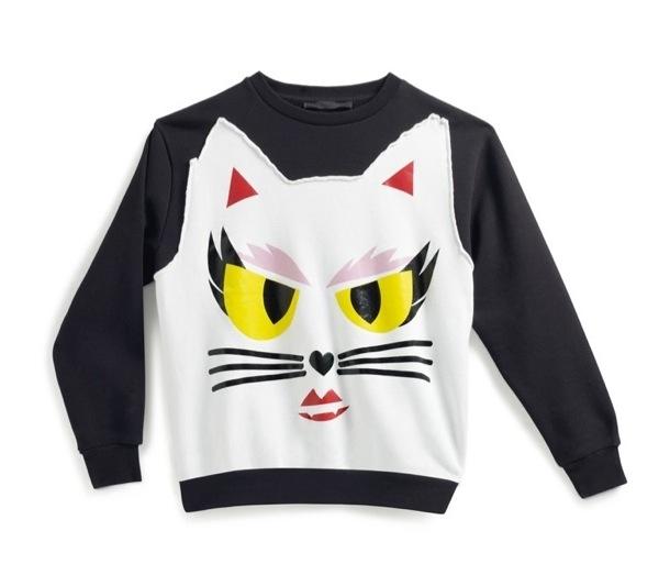 Choupette x Karl Lagerfeld Collection Sweatshirt