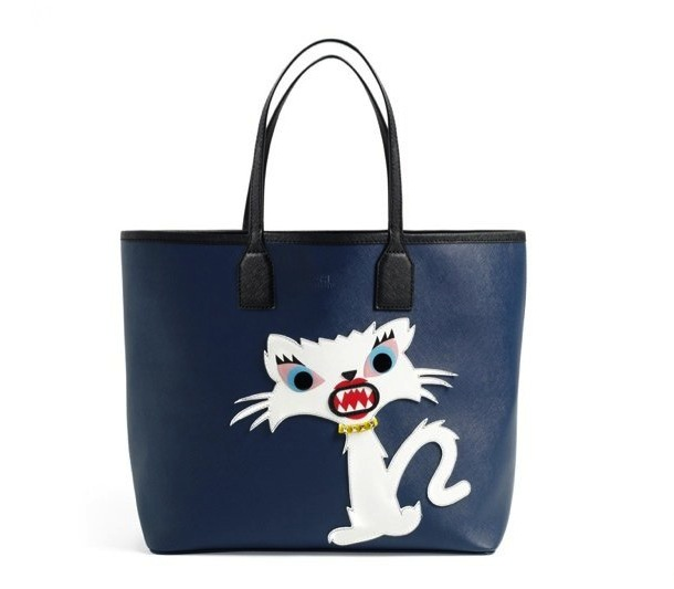 Choupette x Karl Lagerfeld Collection bag