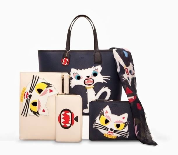 Choupette x Karl Lagerfeld Collection