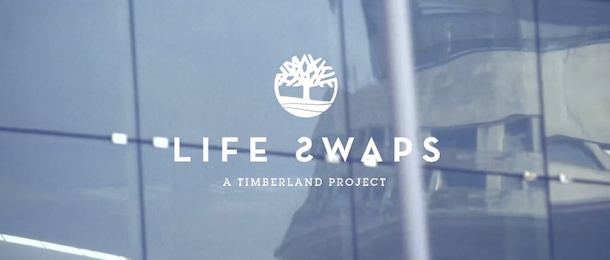 Life Swaps A Timeberland Project