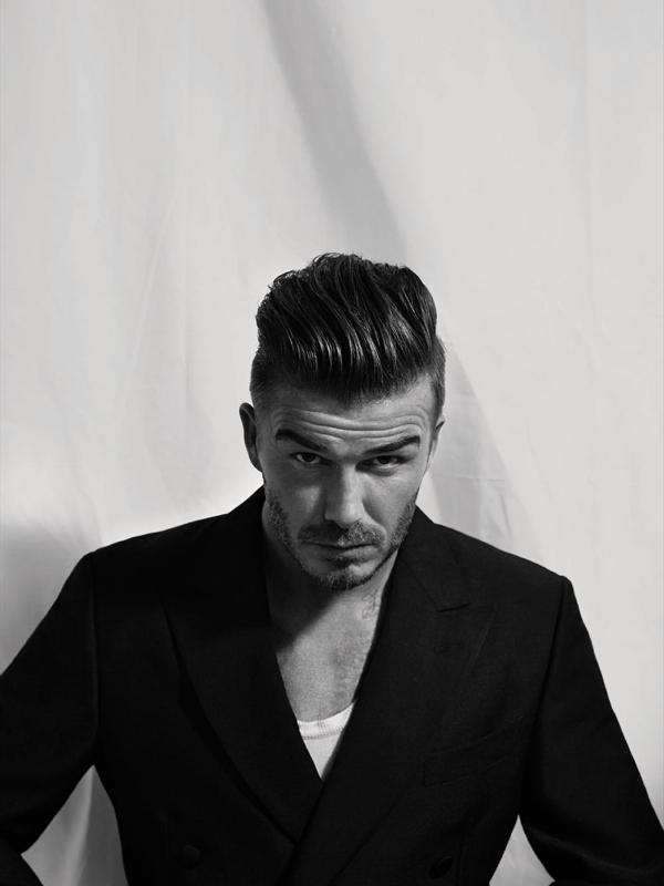 David Beckham AnOther Man Magazine Fall Winter 2014-3