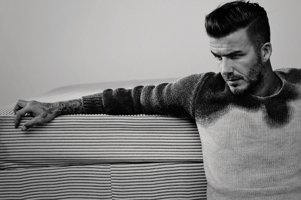 David Beckham AnOther Man Magazine Fall Winter 2014-5
