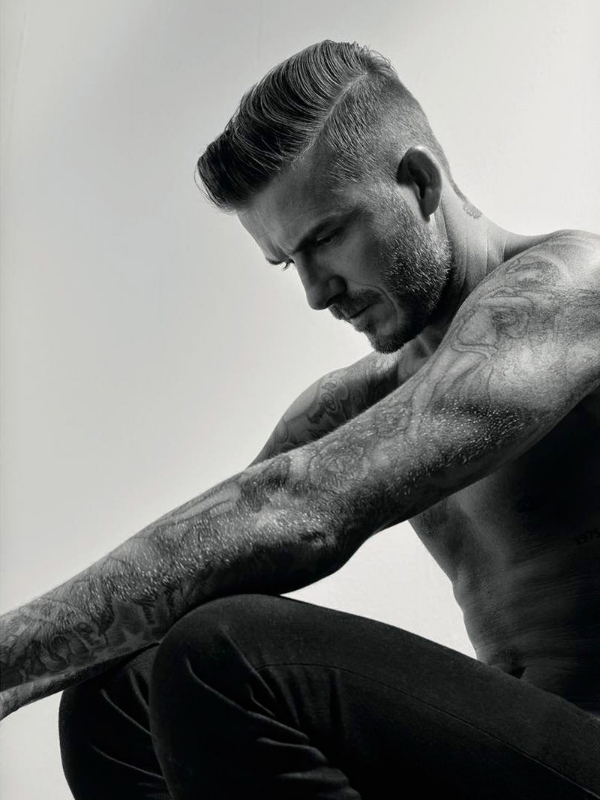 David Beckham AnOther Man Magazine Fall Winter 2014-7