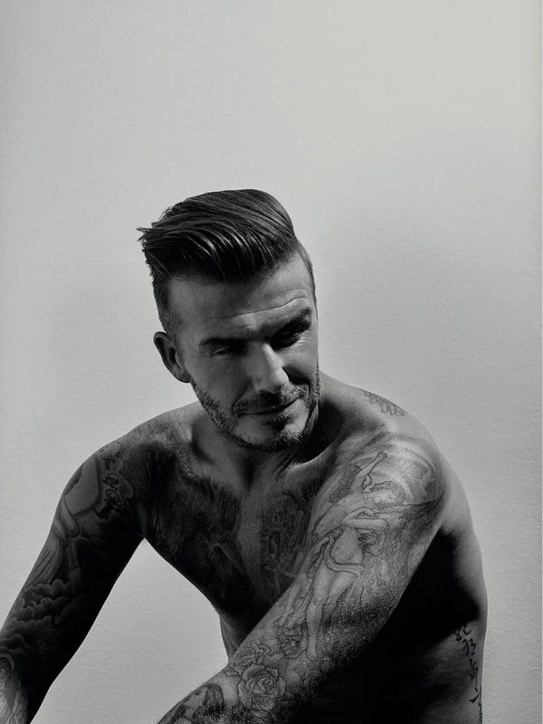 David Beckham AnOther Man Magazine Fall Winter 2014-8