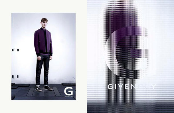 G Givenchy Fall Winter 2014 Campaign-2