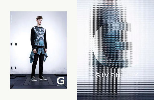 G Givenchy Fall Winter 2014 Campaign-3