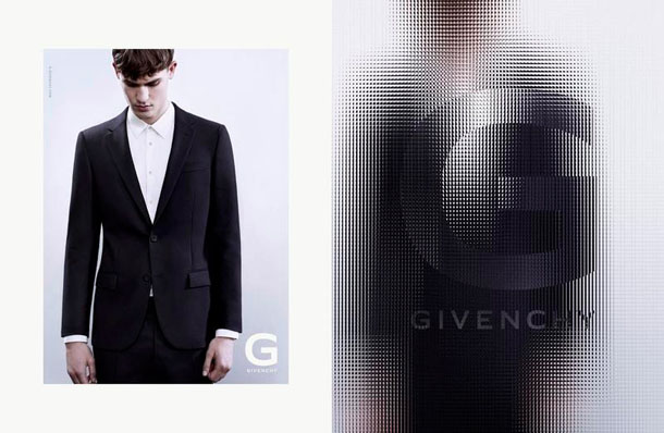 G Givenchy Fall Winter 2014 Campaign