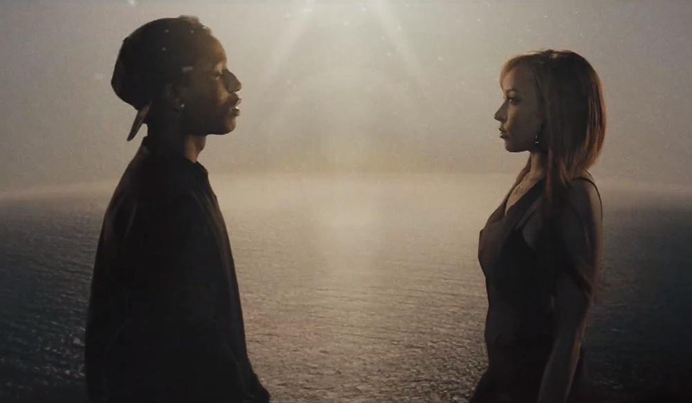 Tinashe Pretend ft ASAP Rocky Music Video