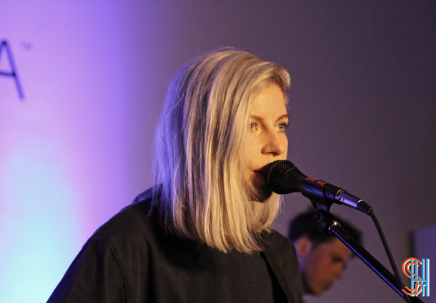 Alvvays at Samsung Galerie Alpha in Toronto