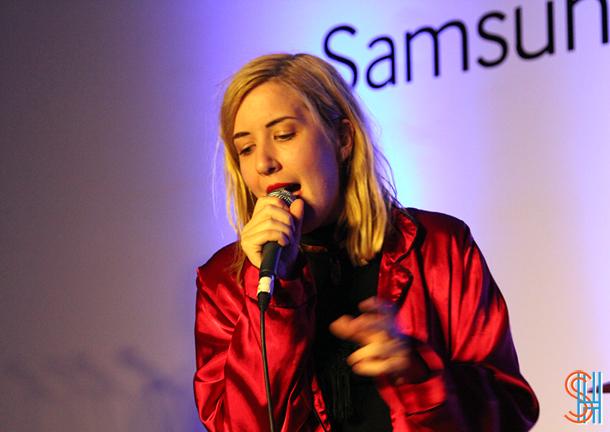 Austra Samsung Galerie Alpha in Toronto