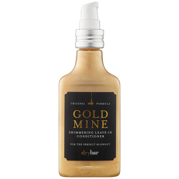DRY BAR - Gold Mine Shimmering Leave-In Conditioner