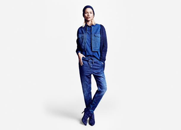 H&M Conscious Denim Collection-2