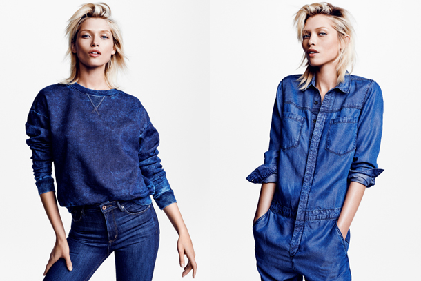 H&M Conscious Denim Collection-3