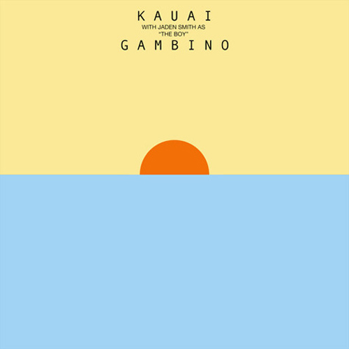 Childish Gambino-kauai EP
