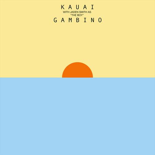 Childish Gambino-kauai EP