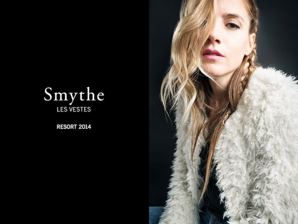 Smythe Resort 2014 Lookbook