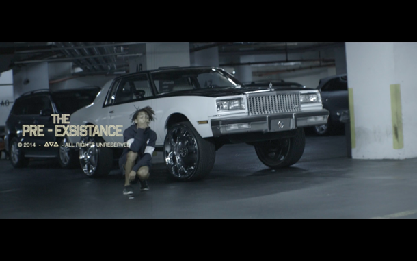 Jaden Smith Fast Music Video