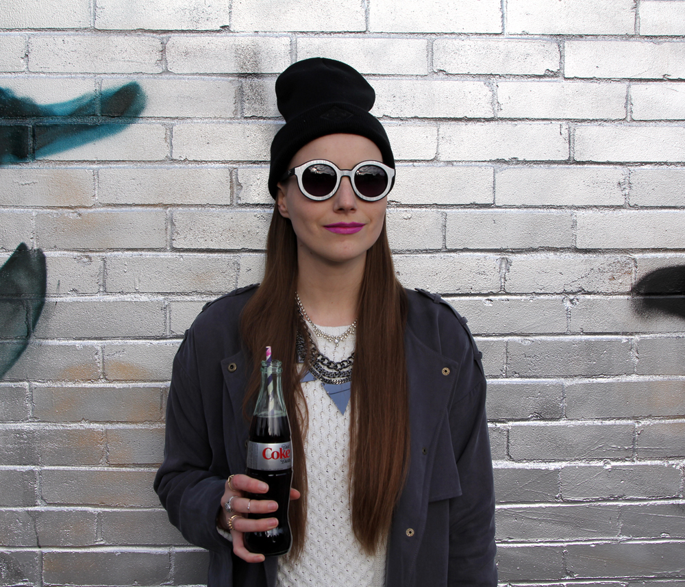 What I Wore Diet Coke x GILT-4