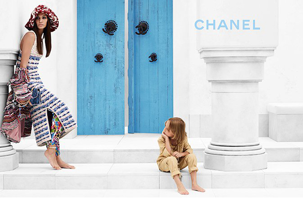 Joan Smalls for Chanel Cruise 2015-4