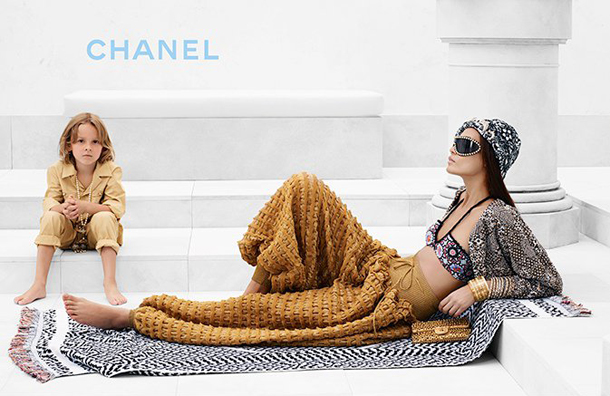 Joan Smalls for Chanel Cruise 2015-5
